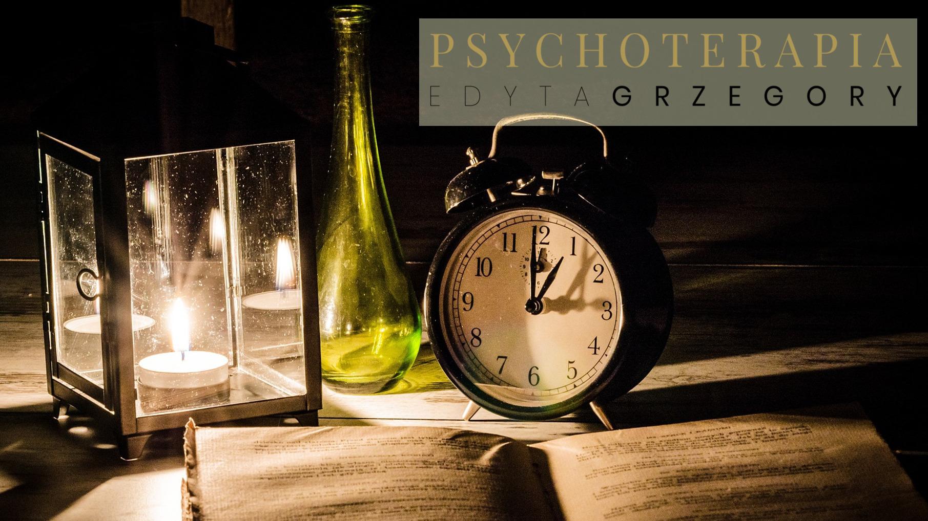 Psychoterapia Edyta Grzegory